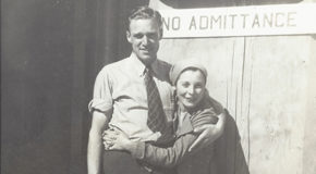 Pete and Lucille Petterson - owners of Supreme Perlite in the 1960's